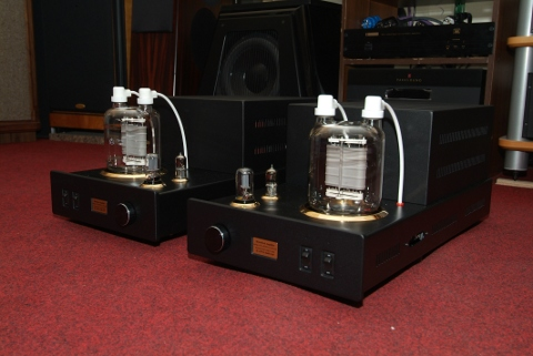 Custom amplifier ГУ 48